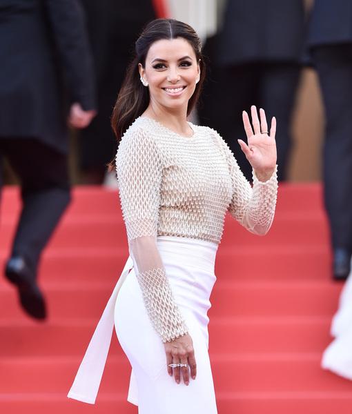 Eva Longoria on Wearing White Before Her Wedding to Jose 'Pepe' Antonio Baston