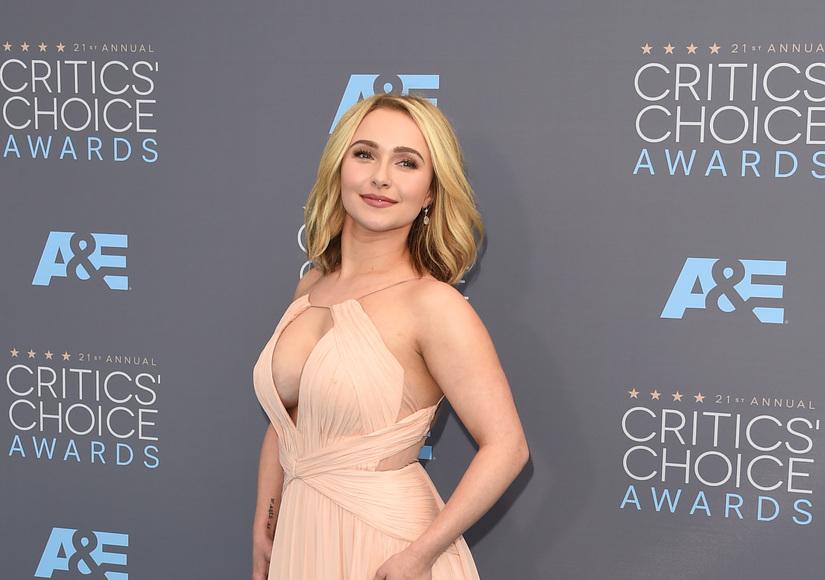 Hayden Panettiere Enters Treatment Center for Postpartum Depression Amid 'Nashville' Cancellation