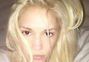 Ageless! Gwen Stefani Posts Makeup-Free Selfie