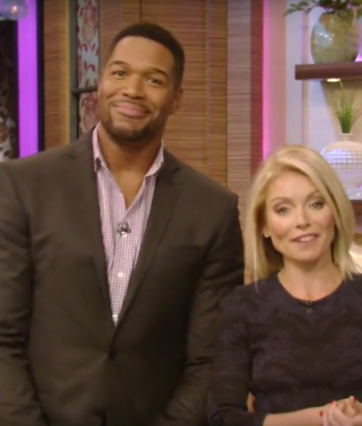 Michael Strahan's 'Bittersweet' Good-bye to 'Live!' — Was There…