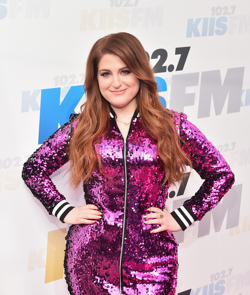 Meghan Trainor Dishes on Her Epic 'Tonight Show' Fall and Photoshop Controversy