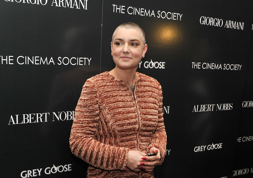 Sinéad O'Connor Reported Missing and Suicidal