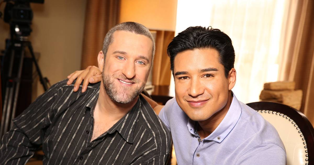 Exclusive Dustin Diamond Sits Down With Mario Lopez For First