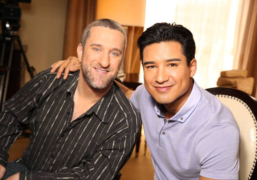 Exclusive Dustin Diamond Sits Down With Mario Lopez For