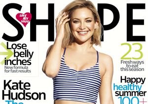 Kate Hudson Reveals How She Maintains Her Sexy Shape