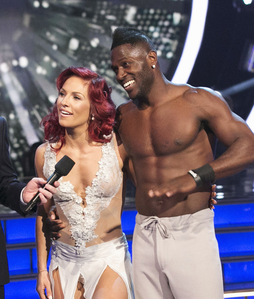 Sharna Burgess' 'DWTS' Blog: 'I Am Sad to See It Come to an End'