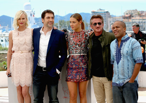 No Cannes Do: Charlize Theron & Sean Penn Act Like They 'Never Met'