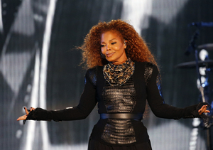 How Janet Jackson Celebrated Her 50th Birthday!