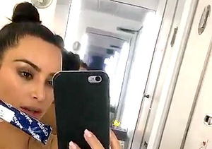 Kim Kardashian's Pregnancy Panic – Is She Expecting Baby #3?
