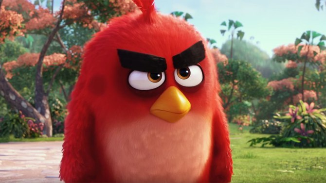 'The Angry Birds Movie' Takes Flight at the Box Office
