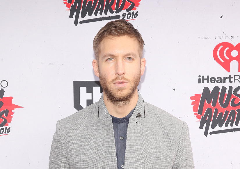 Calvin Harris Hospitalized Following Scary Car Collision