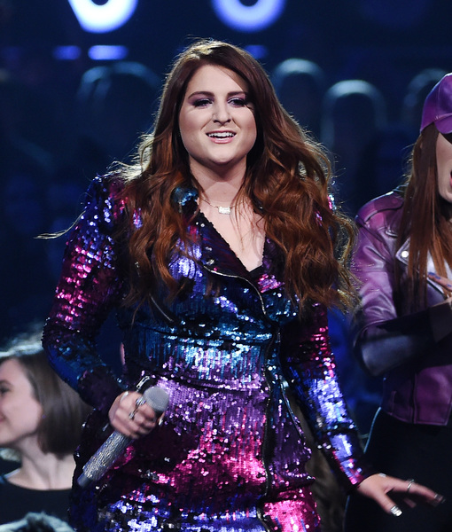 Meghan Trainor's Biggest Fans Might Be John Travolta... and Mario Lopez's Daughter!