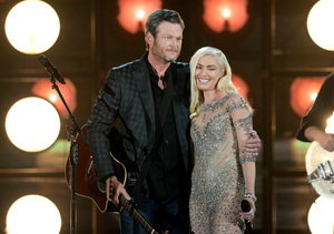 Blake Shelton Says Gwen Stefani Pulled Him Out of 'a Dark Place'