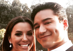 Exclusive! Inside Eva Longoria & José Bastón's Wedding