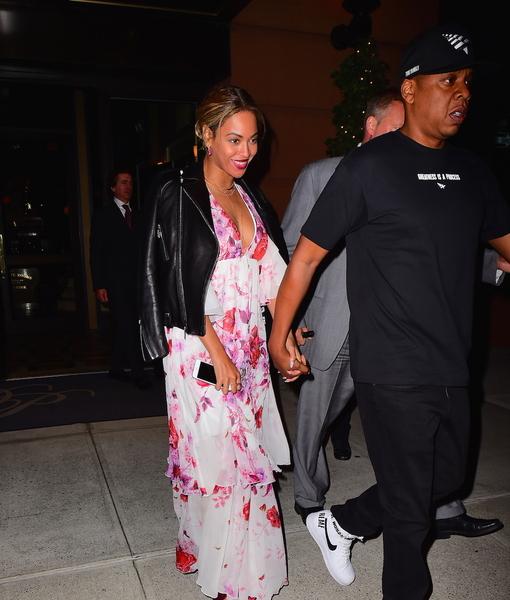 Beyoncé & Jay Z's Dinner Date After He Addresses 'Lemonade' Rumors