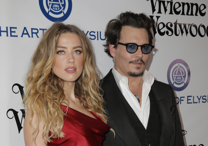 Why Johnny Depp & Amber Heard's Restraining Order Hearing Was Postponed