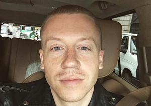 Macklemore Cut His Hair! See His New Look