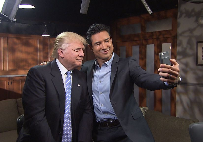 Exclusive: Donald Trump Opens Up About His Relationship with Hispanics, and How He'll Beat Hillary Clinton