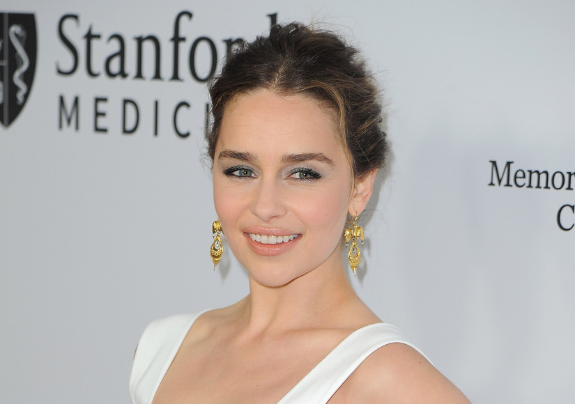 Emilia Clarke Talks 'Game of Thrones,' Jon Snow, and Her New Movie 'Me Before You'