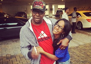 First Look at Bobby Brown Breaking Down Over Bobbi Kristina's Death