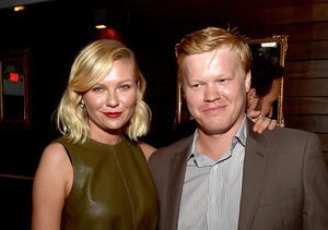 Kirsten Dunst & Jesse Plemons Take 'Fargo' Romance Off-Screen