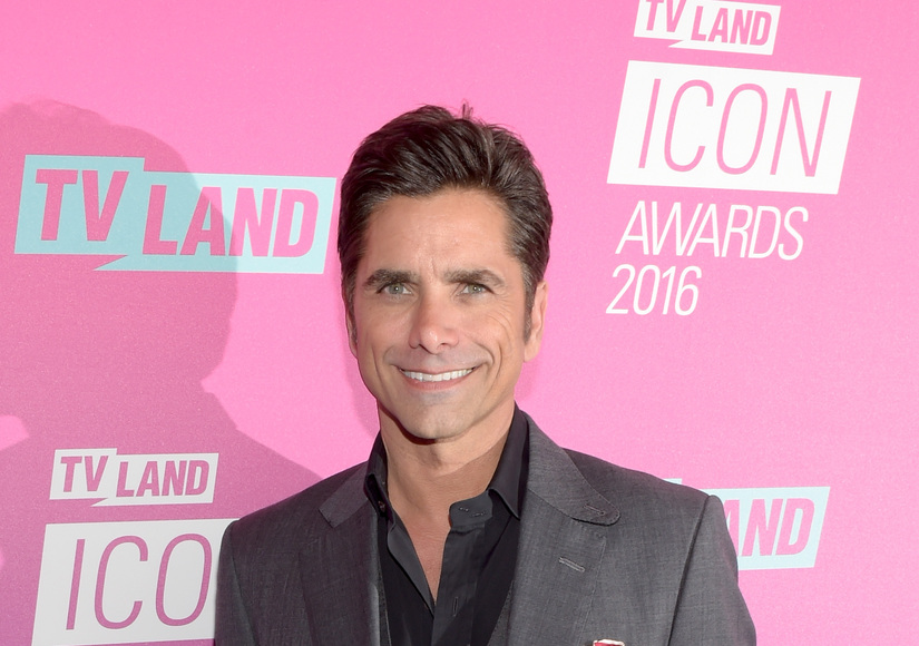 John Stamos Dishes on His Romantic Vacation with GF Caitlin McHugh in Europe