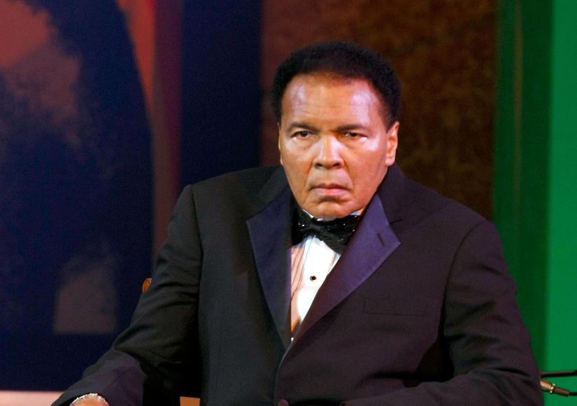 Muhammad Ali Dead at 74
