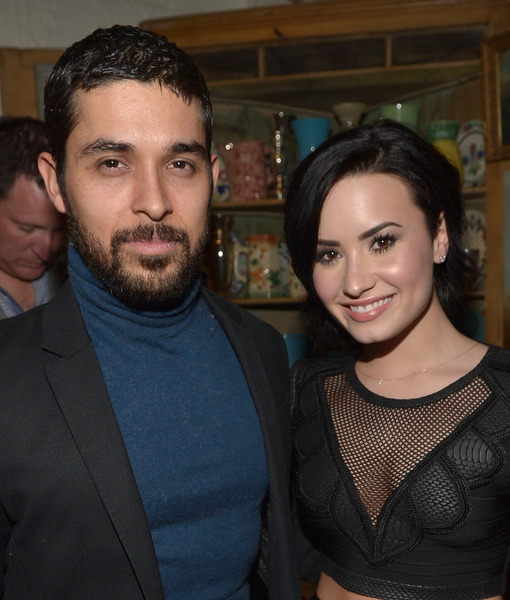 Demi Lovato & Wilmer Valderrama Call It Quits After Six Years