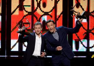 It's Matt & Ben All Over Again at the Guys Choice Awards