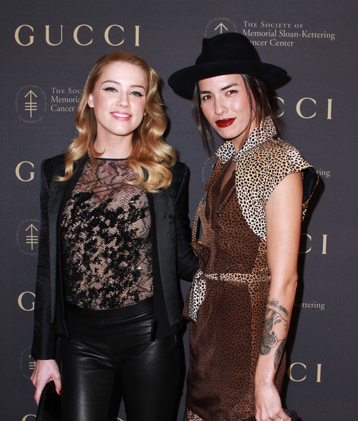 Tasya van Ree Speaks Out About Ex Amber Heard's Domestic Violence Arrest