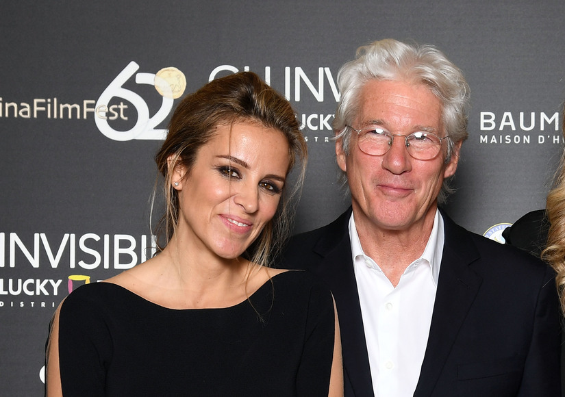Richard Gere & Young GF Alejandra Silva Are Still Going Strong