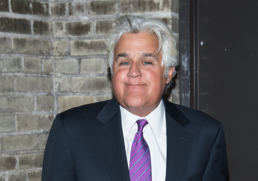 Jay Leno Wants David Letterman as a Guest on 'Jay Leno's Garage'