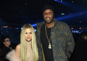 Report: Khloé Kardashian Wants a Restraining Order Against Lamar Odom