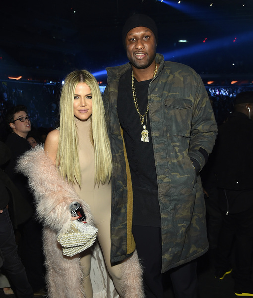 Rumor Bust! Khloé Kardashian Is NOT Pregnant with Lamar Odom's Baby
