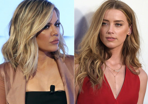Rumor Bust! Khloé Kardashian Is Not Pregnant, and Neither Is Amber Heard
