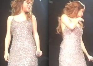 Selena Gomez Breaks Down Onstage Remembering Christina Grimmie