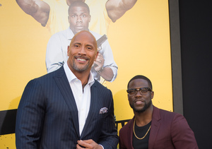 Kevin Hart on His 'Epic' Feud with Dwayne Johnson