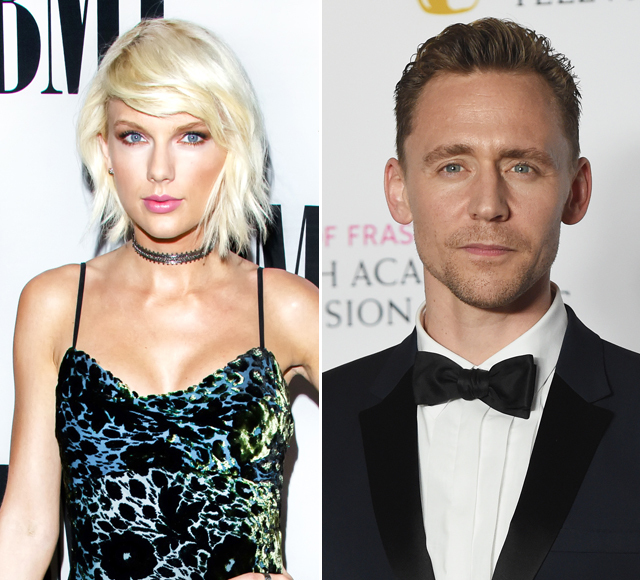 Taylor Swift & Tom Hiddleston Dance Like No One's Watching at Selena Gomez Concert