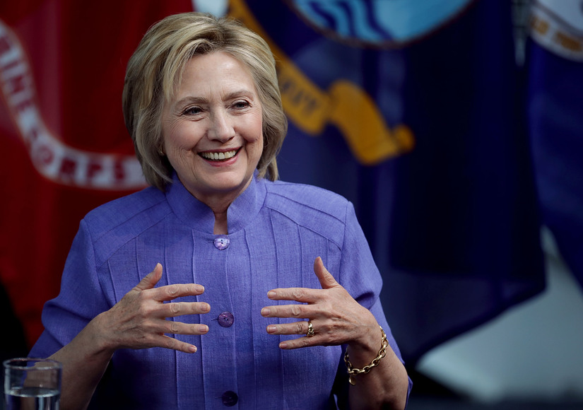 Hillary Clinton's Star-Packed NYC Fundraiser — Who's Who of Hollywood