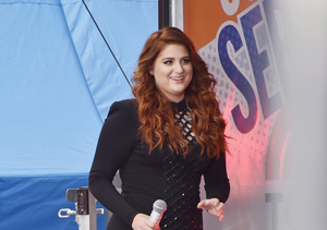 Meghan Trainor Says 'No' to Voting