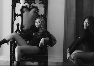 Beyoncé & Serena Williams Show Off Their Dance Moves in 'Sorry' Video