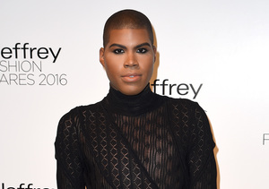Awkward! EJ Johnson Gets Flustered During Cosmo Interview