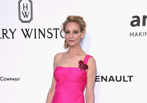 Uma Thurman Suffers Broken Bones After Scary Horse Accident