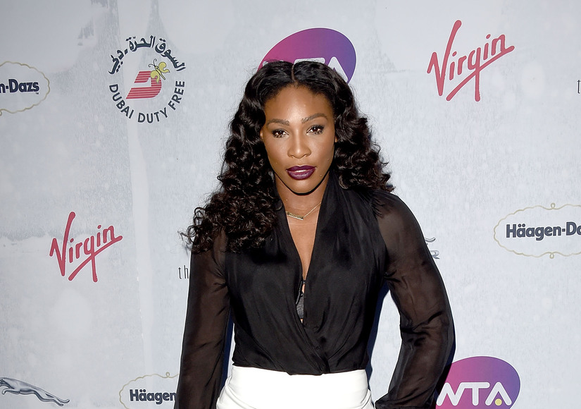 Serena Williams Is Engaged to Reddit Co-Founder Alexis Ohanian