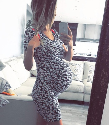 Audrina Patridge's Baby Daughter Is Here — Find Out Her Name!