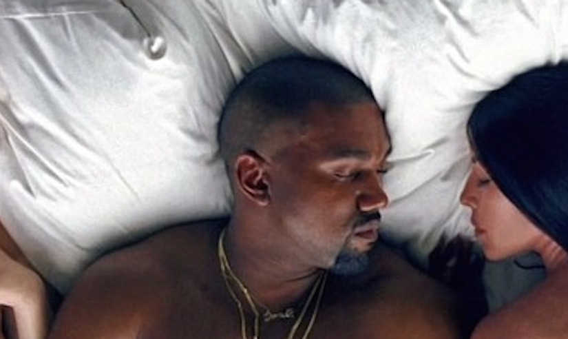 Kanye's 'Famous' Music Video Features Nude Look-alikes of Taylor Swift, Trump, Caitlyn!