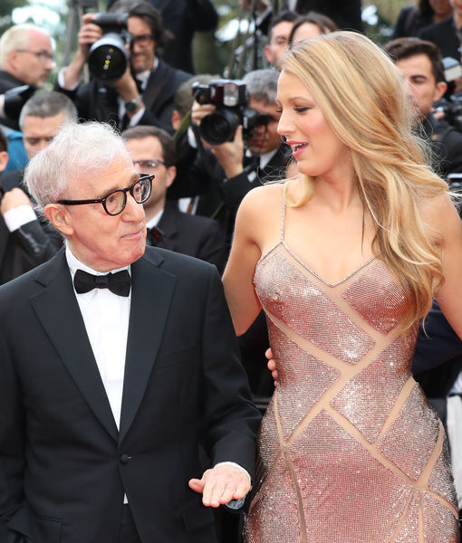 Why Blake Lively Found Woody Allen 'Very Empowering'