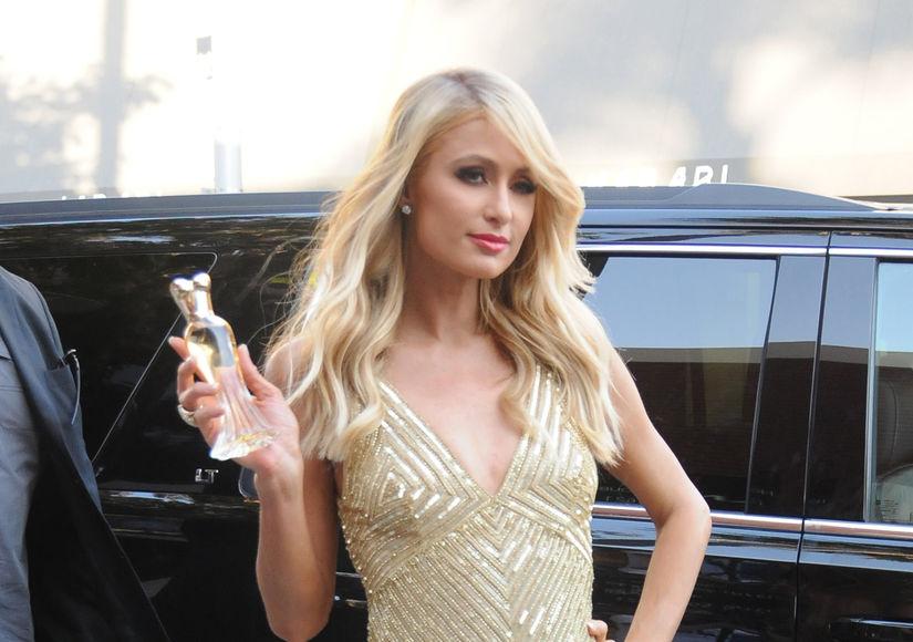 Paris Hilton Comments on That 'Famous' Kim Kardashian & Kanye West Meme