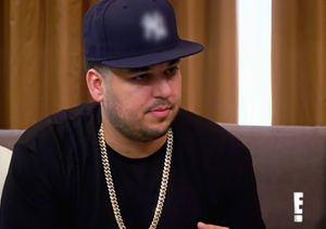 Dramatic Video! The Kardashian Sisters Confront Rob About His Engagement