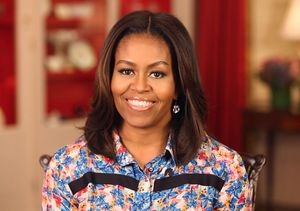 Michelle Obama Thanks 'Extra' & 'NCIS' for Helping Her Initiate…